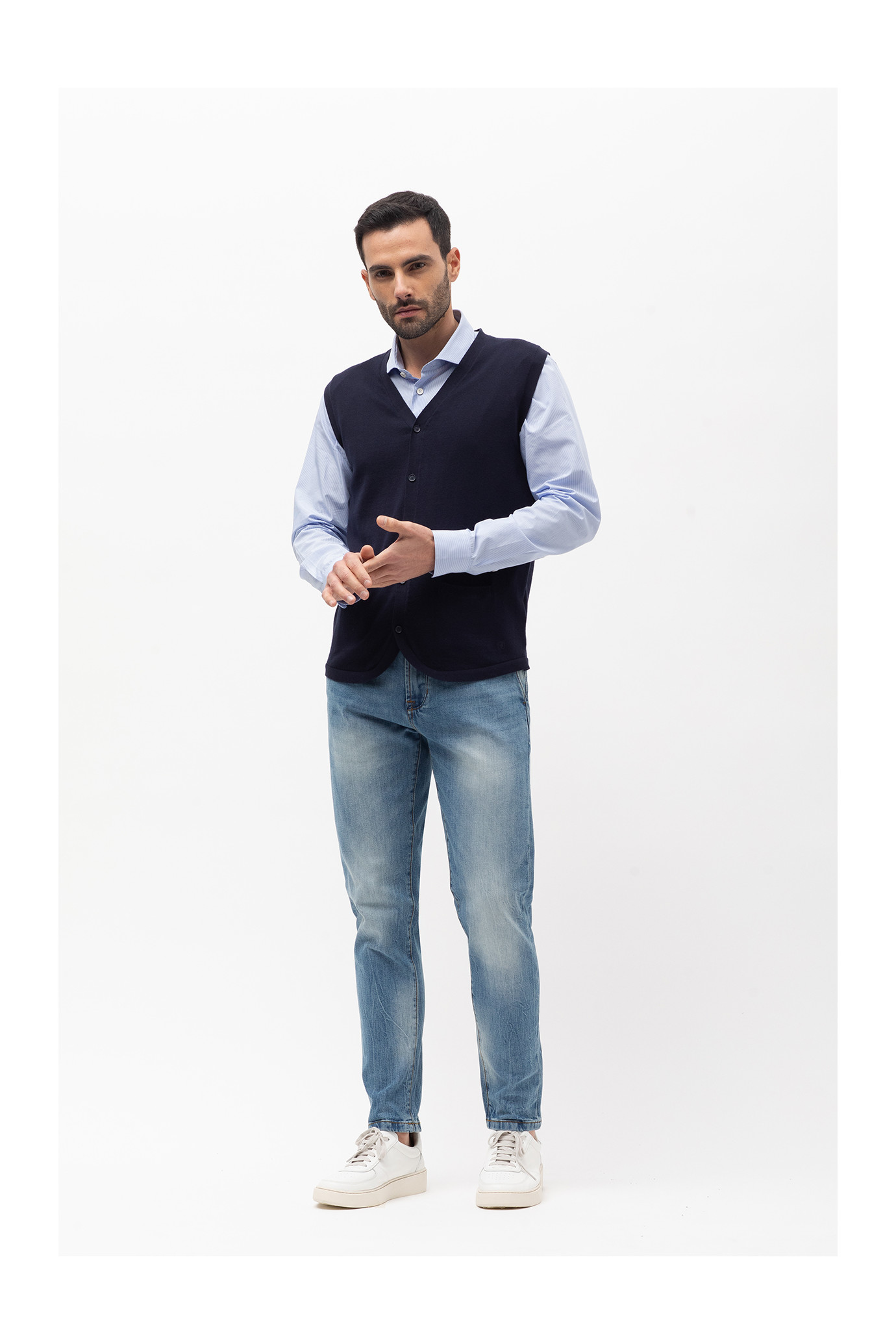 JEANS CHINOS SLIM FIT